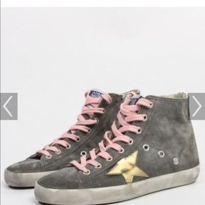 Golden goose Francy high tops